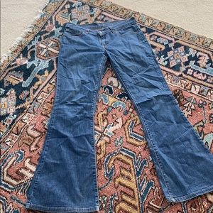 LEVIS BELL BOTTOMS